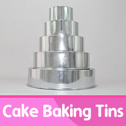 Cake Tins | Christmas Gifts