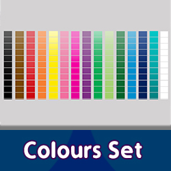 Colours Set | Christmas Gifts