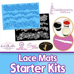 Lace Mats | Starter Kits | Christmas Gifts