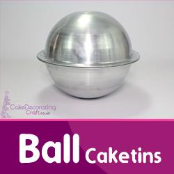 Ball Cake Tins