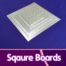 Square Masonite Boards