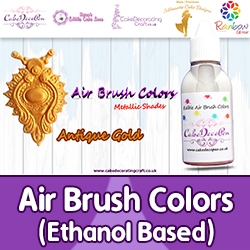 Air Brush Colors | Ethanol Based