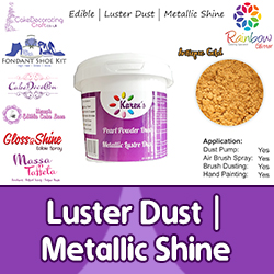 Luster Dust | Metallic Shine