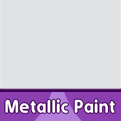 Edible Metallic Paint | Christmas Special