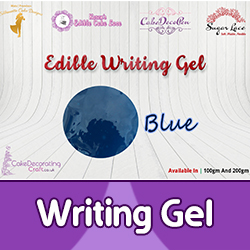 Edible Writing Gel  | Christmas Special