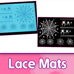 Lace Mats | Christmas Special