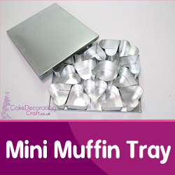 Mini Muffin Tray  | Christmas Special