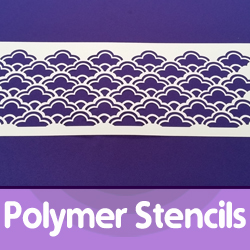 Polymer Stencils | Christmas Special