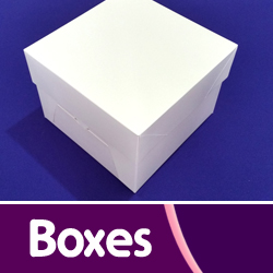 Cake Boxes | Christmas Special