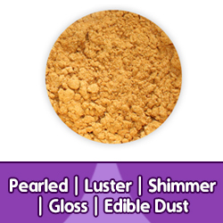 Pearled | Luster | Shimmer | Gloss | Edible Dust
