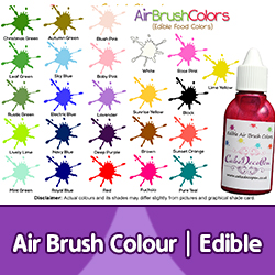 Air Brush Colour | Edible
