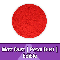 Matt Dust | Petal Dust | Edible