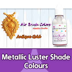 Metallic Luster Shade Colours